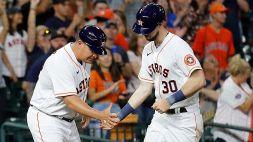 Houston-Boston, che battaglia! Astros avanti nella serie