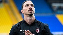 Milan, aggiornamenti sul futuro di Zlatan Ibrahimovic