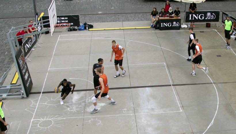 3x3 pallacanestro