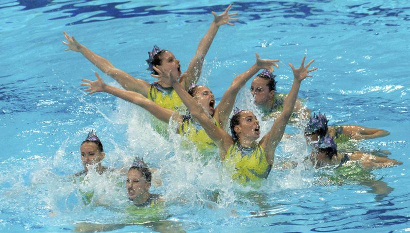 Nuoto artistico