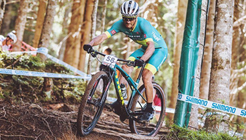 Ciclismo su mountain bike