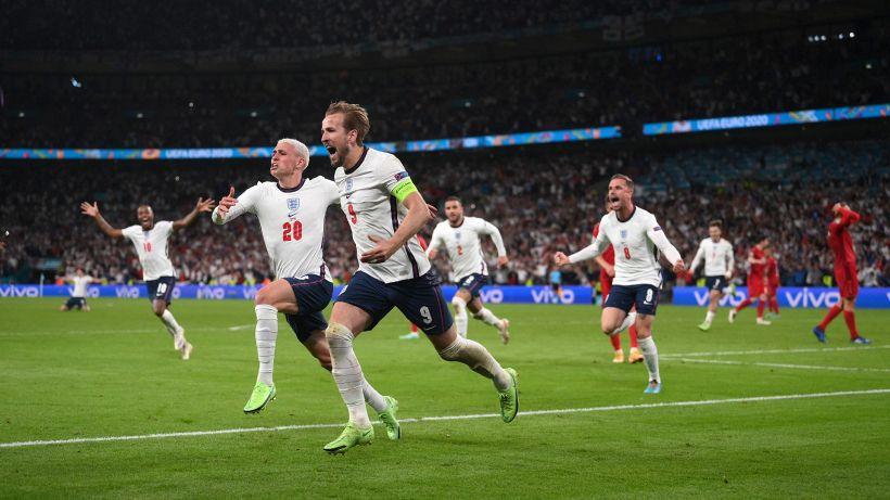 Inghilterra trema: un giocatore top si fa male, Italia a rischio