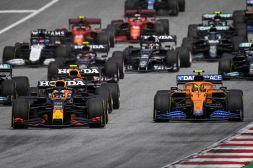 F1 Gp Silverstone, favoriti: Max, Lewis e incognita SprintQualifying