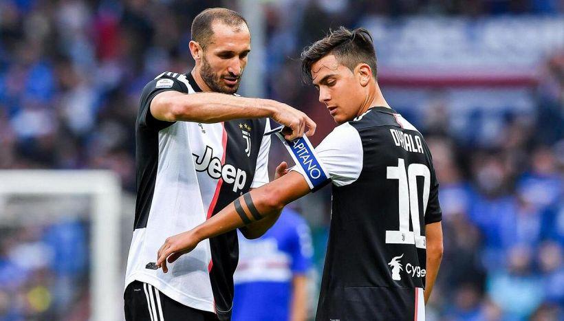 """Dybala capitano (e non solo): tifosi Juve scatenati """"al Max"""""""