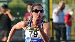 Irene Siragusa corre verso Tokyo: eguagliato il personale nei 100