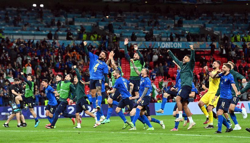 Italia in finale, il doppio retroscena sulla festa azzurra è virale