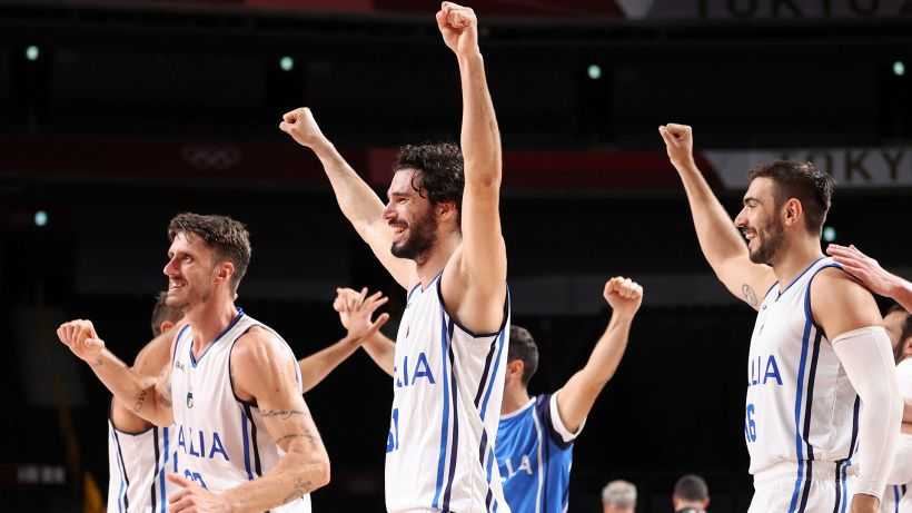 L'Italbasket non finisce mai: Nigeria battuta, azzurri ai quarti