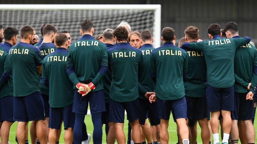 Italia, allarme Coronavirus nel ritiro di Coverciano
