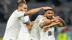 Euro 2020, Italia-Spagna: le formazioni ufficiali