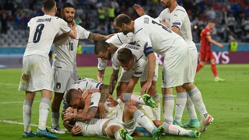 Euro 2020, Italia in semifinale con Barella e Insigne: Belgio KO
