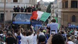Italia, bufera sul bus scoperto: Leonardo Bonucci tuona