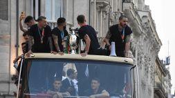 Italia, scoppia la polemica per le celebrazioni: accuse a due Azzurri