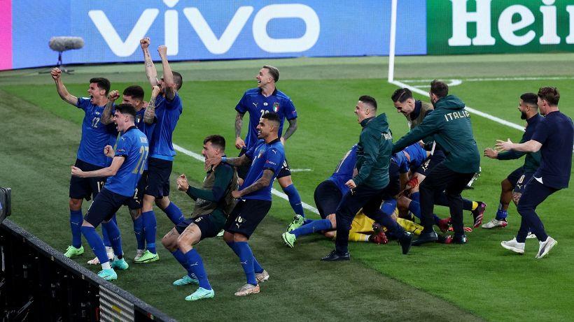 Euro 2020, la top 11 per le statistiche: tre gli Azzurri