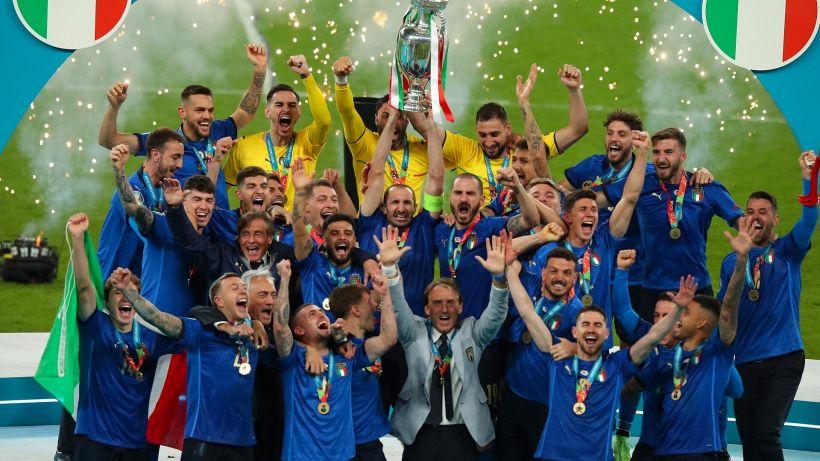 Wembley è azzurra, Italia campione d'Europa ai rigori