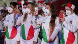 Tokyo, l'Italia del tricolore tra sorrisi, lacrime e selfie