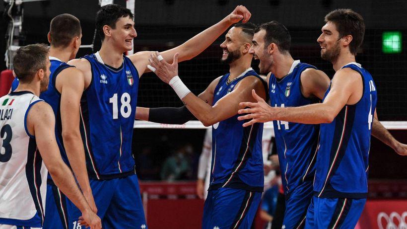 Volley, che fatica per l'Italia: gli azzurri vincono in rimonta sul Canada