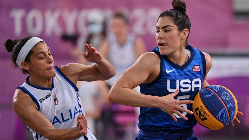 Tokyo 2020, basket 3x3: Italia promossa ai quarti