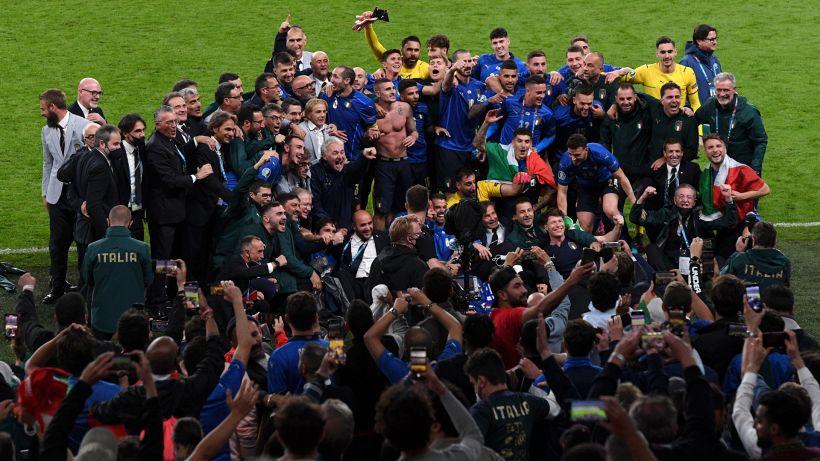 La Panini celebra l'Italia Campione d'Europa: arrivano le figurine degli azzurri