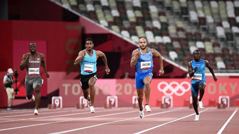 Tokyo, 100 metri: Jacobs in semifinale col nuovo record italiano!