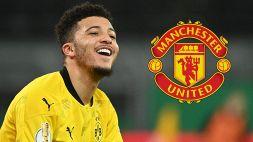 Ufficiale: Sancho al Manchester United