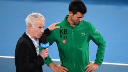 Tennis, il pronostico di John McEnroe su Novak Djokovic