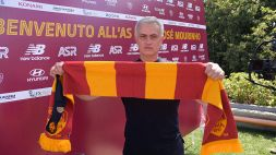 Roma, José Mourinho si presenta: le prime parole del tecnico