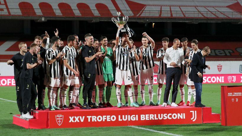 Trofeo Berlusconi, vince la Juventus: le parole di Allegri