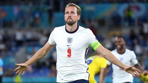 Euro 2020: Inghilterra in semifinale, Kane travolge l'Ucraina