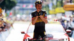 Tour de France: 15^ tappa a Kuss, Valverde sfiora l'impresa