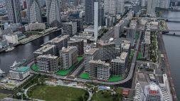 Tokyo 2020: il villaggio olimpico