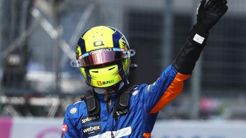 """F1, Lando Norris: """"Risultato incredibile"""""""