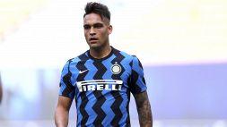 """Lautaro Martinez: """"L'Inter mi ha aiutato molto"""""""
