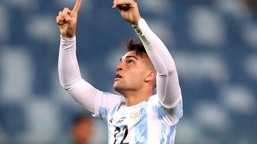 Mercato Inter, problemi per Lautaro Martinez: cosa succede