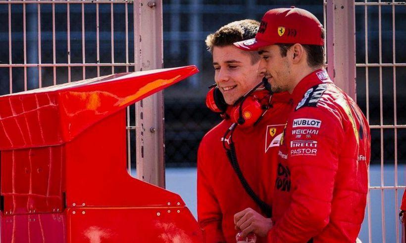 F1 Gp Ungheria: Leclerc è già in pole, delirio Charles sui social