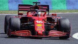F1, PL2: Mercedes davanti a Verstappen, peggiorano le Ferrari