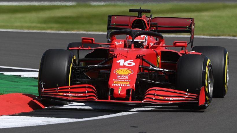 F1 Qualifiche Silverstone: Hamilton davanti, ottimo Leclerc