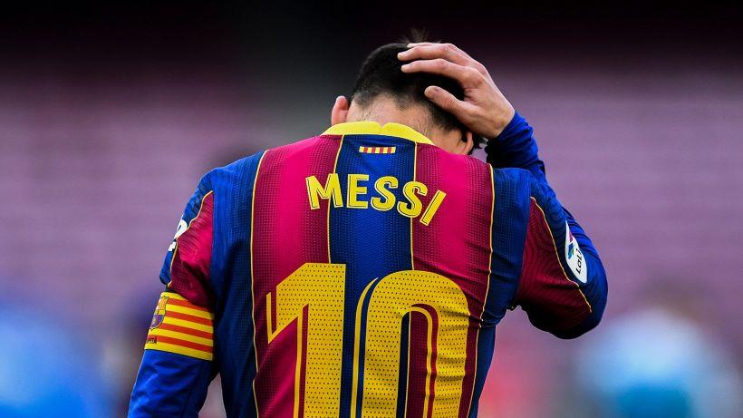 Ufficiale: Lionel Messi rompe col Barcellona, sarà addio