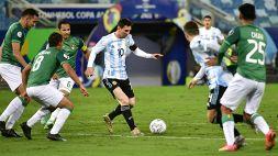 Argentina-Brasile: la CONMEBOL elegge il suo 11 ideale