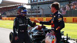 """F1, Marko provoca Hamilton: """"Verstappen c'è riuscito"""""""