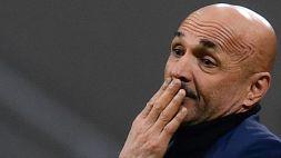 """Napoli, Spalletti calcola: """"Mancano 72 punti per la Champions"""""""