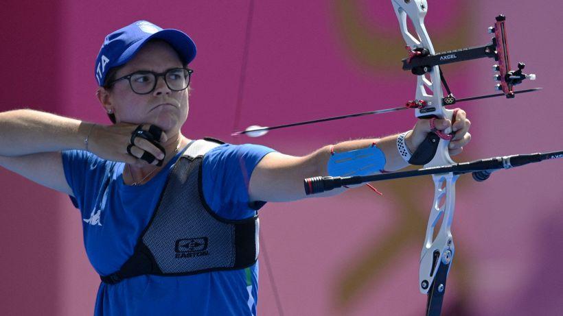 Tiro con l'arco, Olimpiadi Tokyo: Lucilla Boari vola agli ottavi