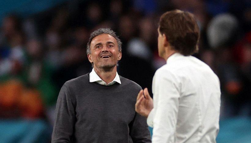 La lezione di Luis Enrique che va oltre il calcio e Italia-Spagna