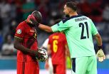 Euro 2020, scintille Lukaku e Donnarumma: cosa si sono detti al rigore