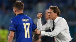 Euro 2020, Italia-Spagna: Roberto Mancini difende Immobile