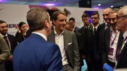 """La profezia di Roberto Mancini: """"Vincerò Europeo e Mondiale insieme"""""""