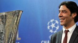 Benfica, cambio al vertice: Rui Costa nuovo presidente