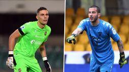 Il giro di portieri è ufficiale: Silvestri all'Udinese, Montipò al Verona