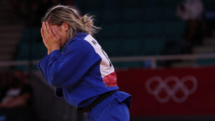 Tokyo 2020: Maria Centracchio splendido bronzo nel judo 63 kg