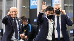 L'Inter raddoppia: due colpi sulla fascia, affare in chiusura