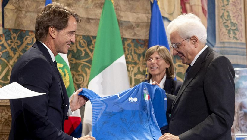 Euro 2020, la finale a Wembley: la decisione del presidente Mattarella